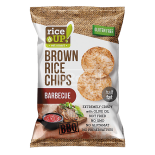 Rice up rizs chips barbecue ízű 60g